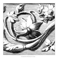 Sculptural Detail III Fine-Art Print