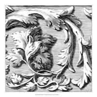 Sculptural Detail IV Fine-Art Print