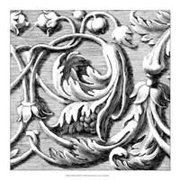 Sculptural Detail VI Fine-Art Print