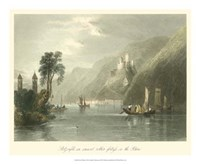 On the Rhine Fine-Art Print