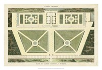 Plan du Casino Colonna, A Marino Fine-Art Print