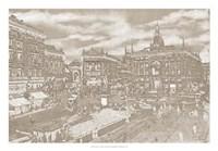 Impressions of Milan I Fine-Art Print