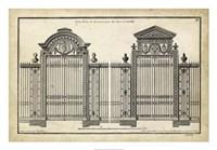 Neufforge Gate II Fine-Art Print