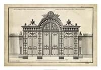 Neufforge Gate III Fine-Art Print