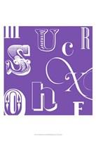 Fun With Letters III Fine-Art Print
