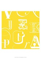 Fun With Letters IV Fine-Art Print