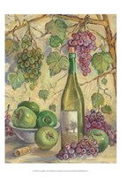 Wine with Apples Fine-Art Print