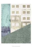Uptown I Fine-Art Print