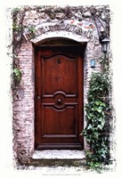 Doors of Europe II Fine-Art Print