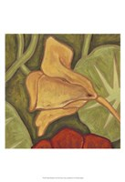 Vibrant Rainforest II Fine-Art Print