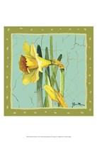 Whimsical Flowers I Fine-Art Print