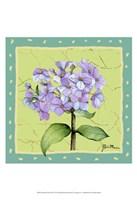Whimsical Flowers III Fine-Art Print