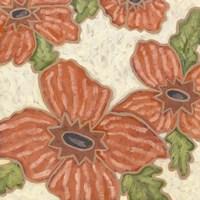 Persimmon Flora II Fine-Art Print