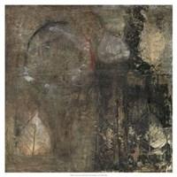 Neutral Leaves II Fine-Art Print