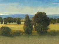 Verdant Meadow I Fine-Art Print