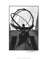 Atlas at Rockefeller Center Fine-Art Print