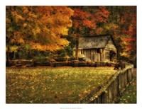 Autumn at the Mill Fine-Art Print