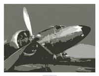 Classic Aviation I Fine-Art Print