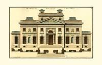 Architectural Facade V Fine-Art Print
