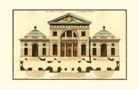 Architectural Facade VI Fine-Art Print