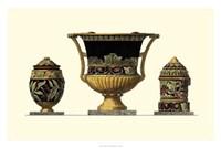 Urn Triad III Fine-Art Print