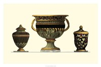 Urn Triad IV Fine-Art Print