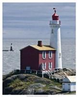 Fisgard Lighthouse Fine-Art Print
