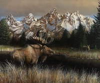 Teton Majesty Fine-Art Print