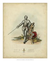 Men in Armour I Fine-Art Print