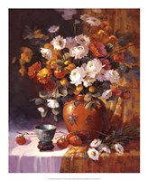 Mums and Persimmons Fine-Art Print