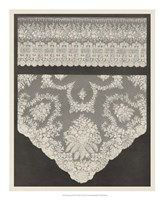 Vintage Lace III Fine-Art Print