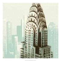 Architectural Overlay I Fine-Art Print