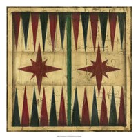 Antique Backgammon Fine-Art Print