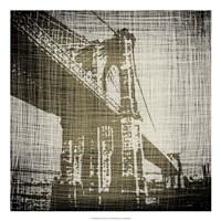 Bridges of New York I Fine-Art Print