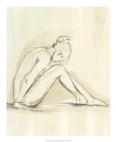 Neutral Figure Study I Fine-Art Print