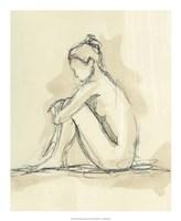 Neutral Figure Study II Fine-Art Print