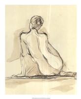 Neutral Figure Study III Fine-Art Print