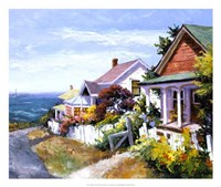Village Gem Fine-Art Print