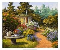 Woodland Garden Fine-Art Print