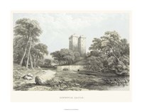 Borthwick Castle Fine-Art Print