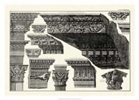 Cornice Palatinis Farnesiani Fine-Art Print
