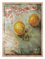 Time Ripens All Things Fine-Art Print