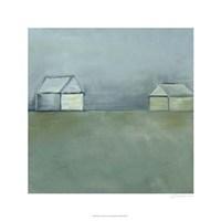 Cabins V Fine-Art Print