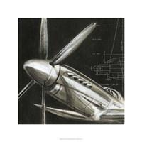 Aerial Navigation II Fine-Art Print