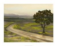 Road in the Valley II Fine-Art Print