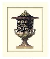Clementino Urn III Fine-Art Print