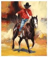 Rodeo Style Fine-Art Print