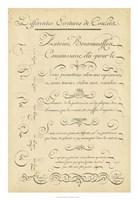 Alphabet Sampler II Fine-Art Print