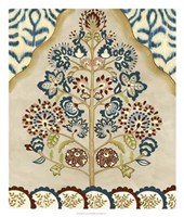 Tapestry Tree I Fine-Art Print
