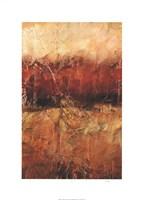 Autumn Horizon I Fine-Art Print
